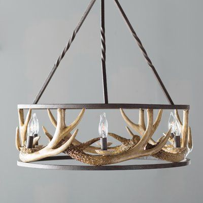 Pin By Christine Moser On Dining Room At Lakehouse Antler Lights