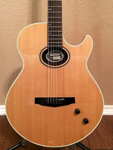 Ibanez Lonestar Series Le420 Thinline Acoustic Electric Guitar Rare 1985 Relic Case Included Bob S Guitars Gear Reverb Acoustic Electric Acoustic Electric Guitar Guitar