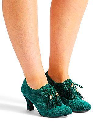 joe browns green boots