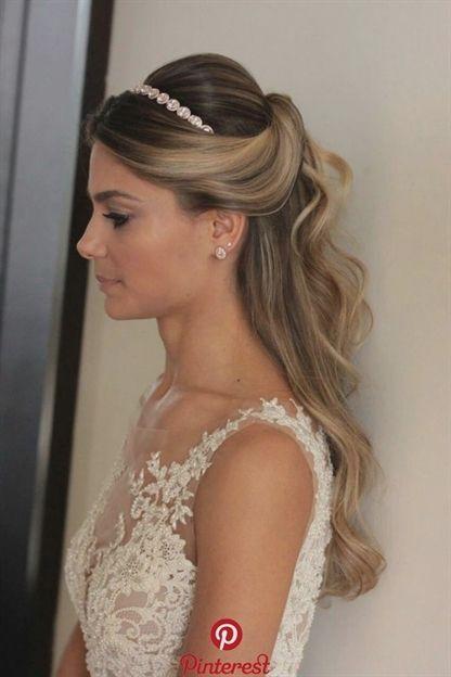 Hairstyle Hairstyle Peinados De Novia Sueltos Peinados De Boda Sueltos Estilos De Peinado Para Boda