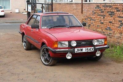 Ebay Ford Cortina Ghia Mk 5 2 9 V6 Engine Fitted No Reserve