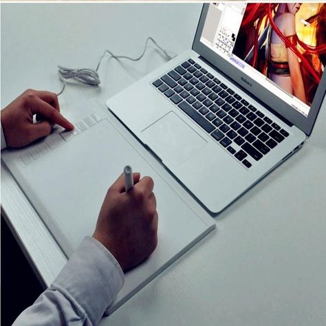 2018 New Arrival Creative Draw 708 S Digital Plate Intelligent Electronic Drawing Board Hand-painted Plate Computer Electronic Drawing Board Hand-written Writing Tablet Screen