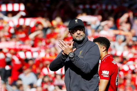Klopp Shifts Focus To Champions League Final After Liverpool Finish 2nd In Premier League Premier League Champions League Final Liverpool Team