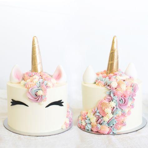 Miss Unicorn Cake 5 (New Decoration Class) | Baker's Brew