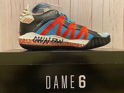 Icymi Addias Damian Lillard Dame 6 X Pusha T Basketball Shoes Hard To Find Size 13 5 In 2020 Black Basketball Shoes White Basketball Shoes Basketball Shoes