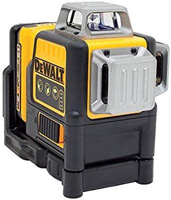 Dewalt 12v Max Line Laser 3 X 360 Green Dw089lg Amazon Com In 2020 Dewalt Laser Levels Green Laser