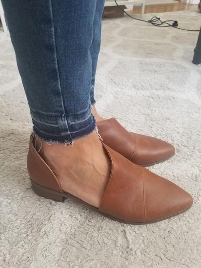 f3fc80e01c8 Wenda Cut-Out Booties. At Target for $32, rather than Free People ...