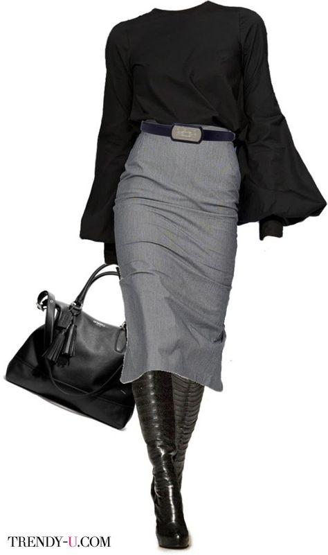 Современная женская деловая одежда: Dress for Success изоражения