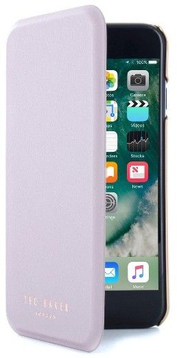 ee765cd79 Ted Baker London Shannon Iphone 7   7 Plus Mirror Folio Case - Purple
