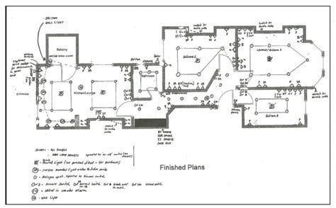 Image Result For Electrical Wiring Diagram 3 Bedroom Flat Home Electrical Wiring Floor Plan Drawing Electrical Wiring