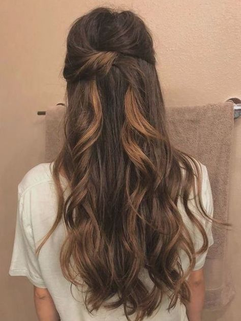 Prom/Hoco Hair;Wedding Updo Hairstyles; Braid Styles For Long Or Medium Length Hair; Easy Hairstyles For Women;Half Down Half Up Hairstyle;Elegant Wedding Hairstyle;15 Latest Half-Up Half-Down Wedding Hairstyles for…10 Classic Hairstyles Tutorials That Are Always In StyleGet The Hair You've Always Wanted With These… Jewish Wedding Hair Styles Silky straight hair is a dream for every ... #weddinghairstylesupdo