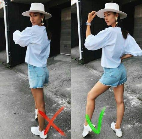 ▷ 17 Mejores poses para tus fotos de redes sociales I alejarod.com 👗