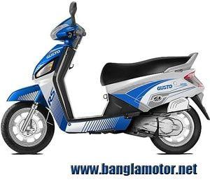 Mahindra Gusto Rs S Izobrazheniyami Mopedy Motocikl
