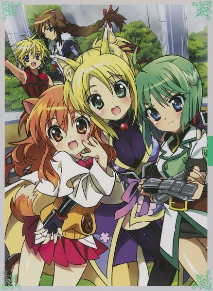 Tags DVD Source Scan Official Art DOG DAYS