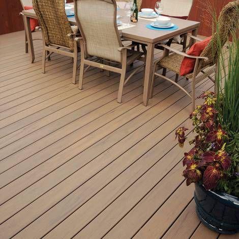Timbertech Legacy Decking Tigerwood Diy Deck Deck Hardwood Decking
