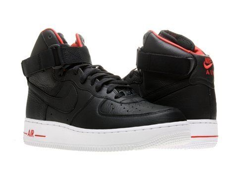 Nike Air Force 1 Hi Lebron James Premium Mens Basketball Shoes 386161-009  Nike. $114.95 | Sports \u0026 Outdoors | Pinterest | Nike air force, ...