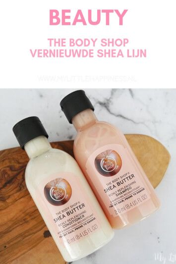 The Body Shop Shea Butter The Body Shop Lotion En Conditioner
