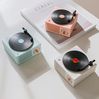 The Retrophone Speaker Buyretrophone Co Instagram Photos And Videos In 2020 Record Player Speakers Vinyl Record Player Bluetooth Record Player