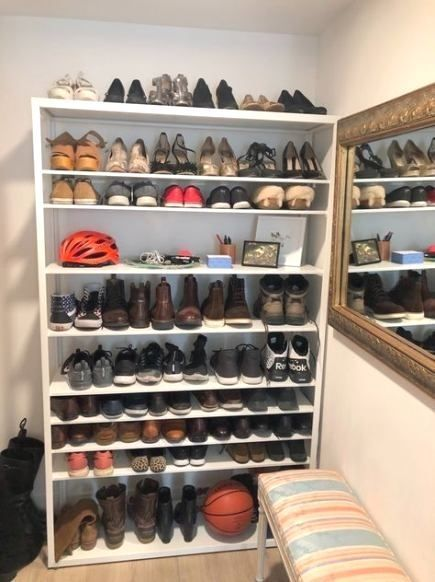 Organisation Best Shoe Home Decora La Maison En 2020 Rangement Chaussures Ikea Diy Ikea Rangement Chaussures