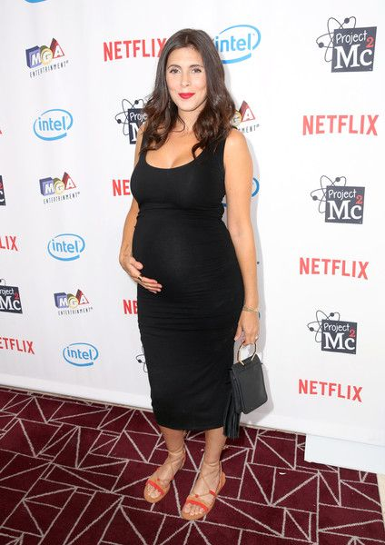 Jamie Lynn Sigler - The Best Red Carpet Maternity Style - Photos