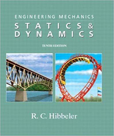 Instructor S Manual Solution Manual For Title Engineering Mechanics Statics Dynamics 10t Mechanical Engineering Engineering Mechanics Statics Engineering
