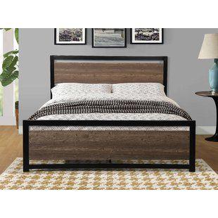 Union Rustic Makai Platform Bed Wayfair Bedroom Furniture For Sale Furniture Bedroom Furniture