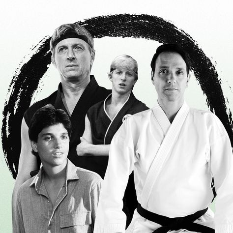 Ralph Macchio and William Zabka on Why 'Cobra Kai' Is the Best Medicine on TV