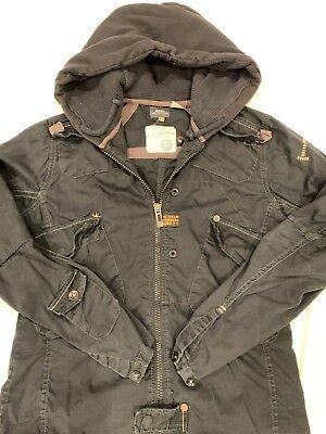 Men S G Star Raw Jacket Black Jacket High Quality Large Military G Star Raw Jackets Black Jacket G Star Jacket