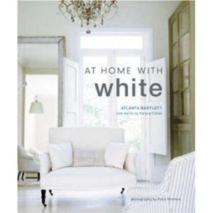 Atlanta Bartlett At Home With White Nice Coffee Table Book