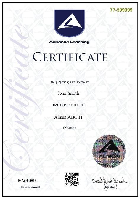 Alison Com Free Online Diploma Certificate Courses Review