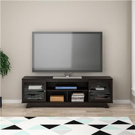 Ameriwood Furniture Englewood Tv Stand For Tvs Up To 80