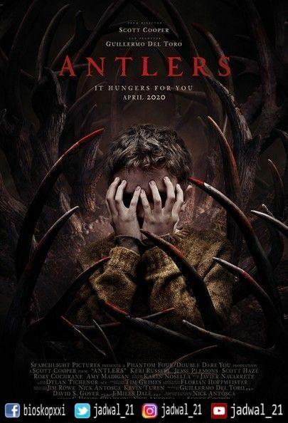 Antlers Horror Mystery Sinopsis Indonesia Antlers Adalah Karya Terbaru Dari Sutradara Visioner Terkenal Scott Creature Movie Mystery Film It Movie Cast