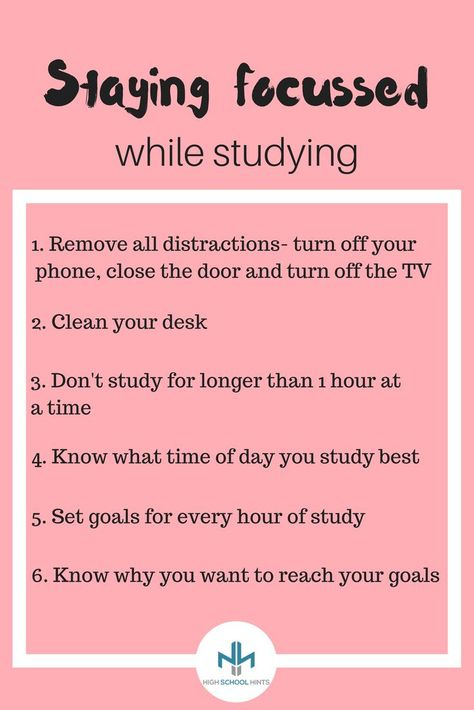 How to Concentrate on Studies- 10 Tricks to Focus On Studying