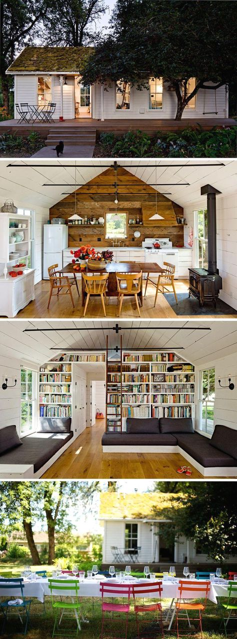 """My favorite """"little house"""" - Ca. 550 square meters. Just add some ..."""