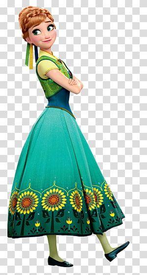 Anna From Disney Frozen Illustration Anna Frozen Fever Elsa Olaf Kristoff Anna Frozen Transparent Back Frozen Images Disney Princess Frozen Frozen Fever Elsa