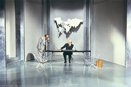 Gallery Of Films Architecture My Uncle 4 Jacques Tati Architecture Film
