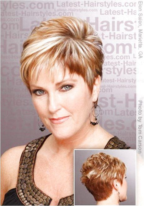 Plus Size Short Hairstyles For Women Over 40 Perfect Chic Short Hairstyles For Wo Womens Hairstyles Thick Hair Styles Short Hair Styles For Round Faces