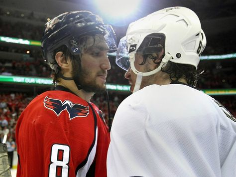 basically every brawling, competitive, hot-headed red-blooded NHL
