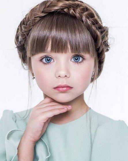 22 New Ideas Baby Girl Blue Eyes Brown Hair Daughters Hair Baby