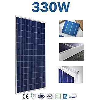 Panel Solar 150w 250w 300w 330w Placa Solar Polycrystalline 12v 24v 48v 330w Poly Con Imagenes Paneles Solares Placas Solares Panel