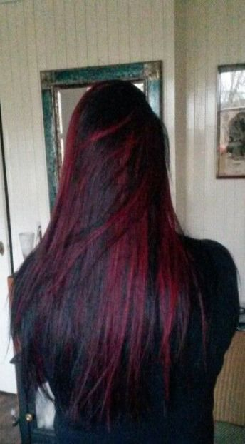 Awe Inspiring Super Nails Black Red Hairstyles 27 Ideas Hair Color For Black Natural Hairstyles Runnerswayorg