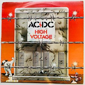 Everything Old Is New Again High Voltage Acdc Albums Album Covers