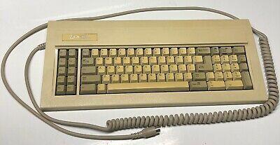 Vintage Zenith Data System Keyboard Mechanical Green Sliders Must See K2 Ebay Keyboard Zenith System