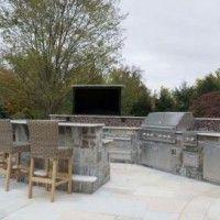 Luxury Outdoor Kitchen Design Construction With Images Luxury Outdoor Kitchen Outdoor Kitchen Design Outdoor Kitchen