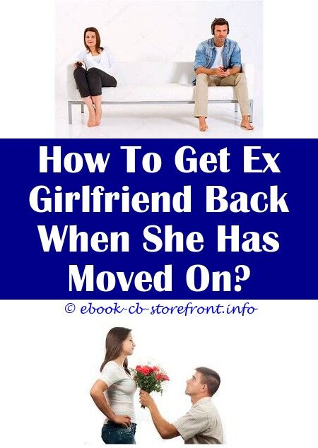 How to get over your ex girlfriend quickly