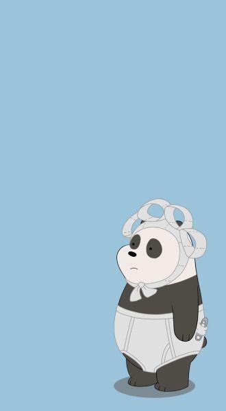 We Bare Bears Wallpaper Tumblr Ilustrasi Karakter Wallpaper Kartun Kartun