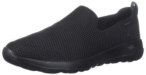 Skechers Performance Women's Go Joy Walking Shoe,black,5 M