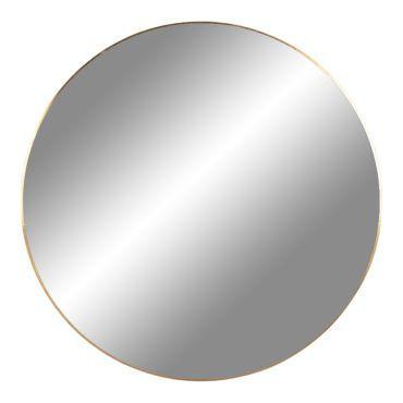 miroir rond en verre o 80 x h 80 cm