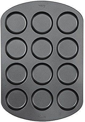 Wilton 12-Cavity Whoopie Pie Baking Pan, Makes Individual 3