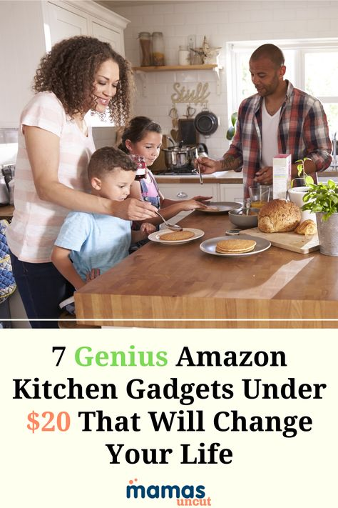 7 Super Easy Kitchen Gadgets Under $20 That Are Pure Genius  Genius kitchen tools you didn't know existed that make all the difference.  #cooking #kicthen #cookingtools #cookinggadgets